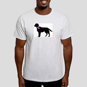 Labrador Retriever Breast Can Light T-Shirt