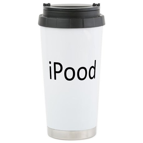 iPood.png Stainless Steel Travel Mug