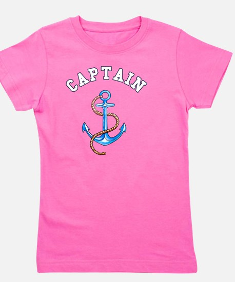 Unique First mate Girl's Tee