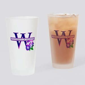 University of Whatev Drinking Glass