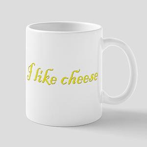 I like cheese Mug
