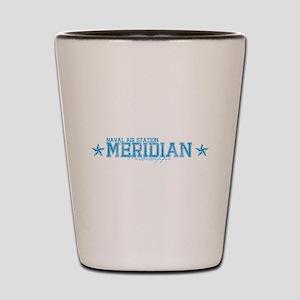 NASmeridian Shot Glass