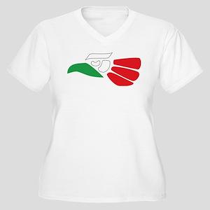 HECHO EN MEXICO Plus Size T-Shirt