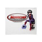 Torco Race Fuels Throw Blanket