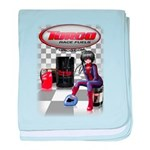 Torco Race Fuels baby blanket