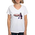 Torco Race Fuels Women's V-Neck T-Shirt