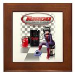 Torco Race Fuels Framed Tile