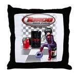 Torco Race Fuels Throw Pillow