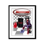 Torco Race Fuels Framed Panel Print