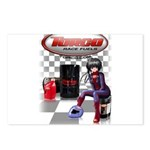 Torco Race Fuels Postcards (Package of 8)