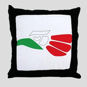 HECHO EN MEXICO Throw Pillow