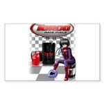 Torco Race Fuels Sticker (Rectangle)