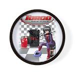 Torco Race Fuels Wall Clock