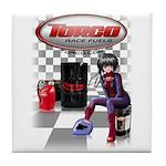 Torco Race Fuels Tile Coaster