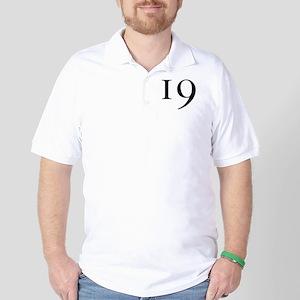 19-3 Golf Shirt