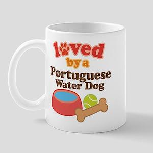 Portuguese Water Dog Dog Gift Mug
