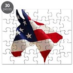 Proud American Home Puzzle