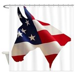 Proud American Home Shower Curtain