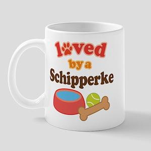 Schipperke Dog Gift Mug
