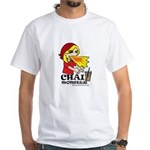 Chai Monster White T-Shirt