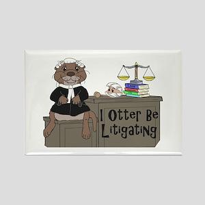 I Otter Be Litigating Magnets