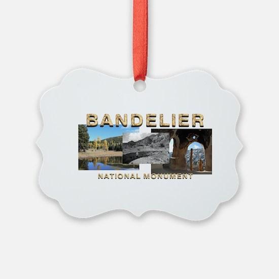 Bandelier Ornament
