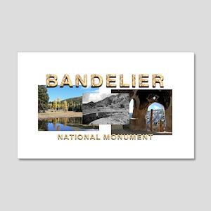 Bandelier 20x12 Wall Decal