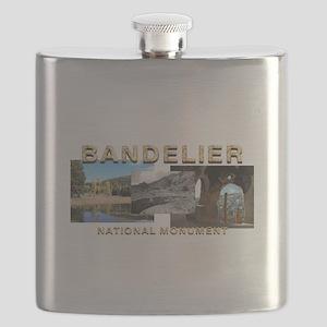 Bandelier Flask