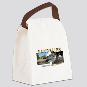 Bandelier Canvas Lunch Bag