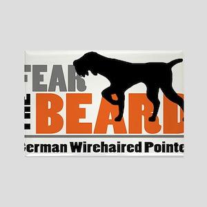 Fear The Beard - Gwp Magnets
