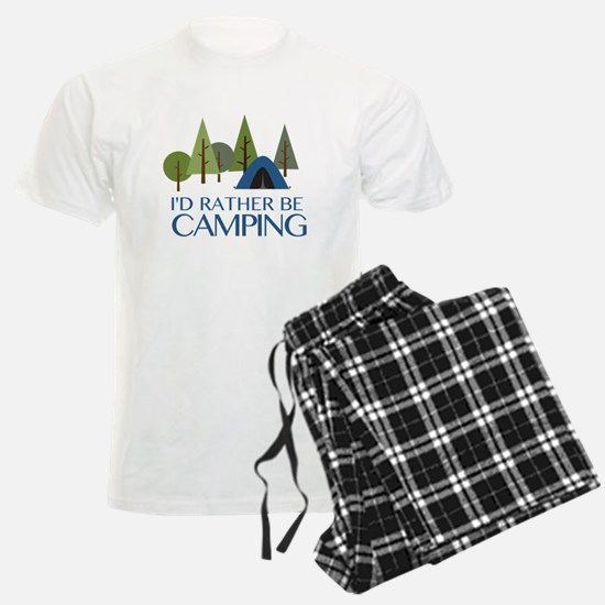 I'd Rather be Camping Pajamas