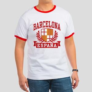 Barcelona Espana Ringer T