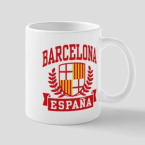 Barcelona Espana Mug