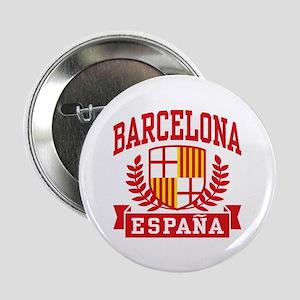 "Barcelona Espana 2.25"" Button"