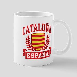 Cataluna Espana Mug