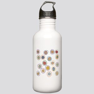 Free-floating anxiety Stainless Water Bottle 1.0L