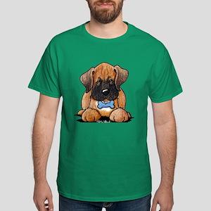 Boxer Puppy Dark T-Shirt