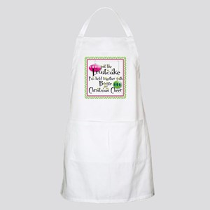 Just like Fruitcake... BBQ Apron
