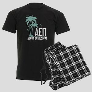 Alpha Epsilon Pi Palm Tree Pajamas