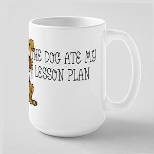 lesson Large Mug
