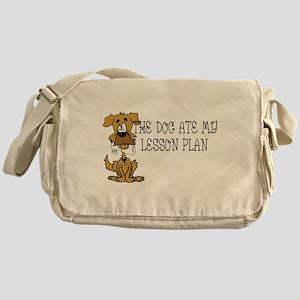 lesson Messenger Bag