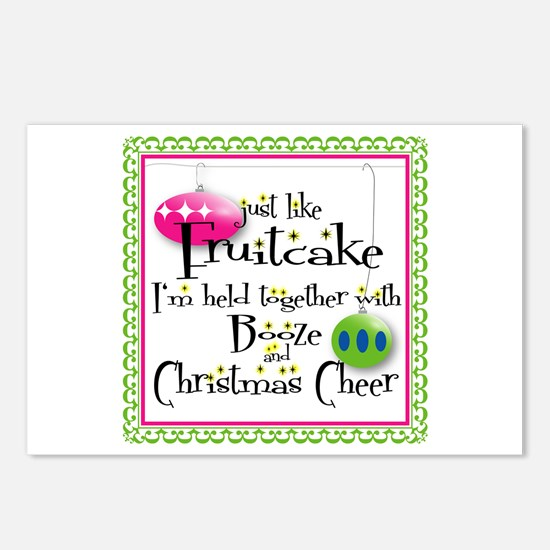 Just like Fruitcake... Postcards (Package of 8)