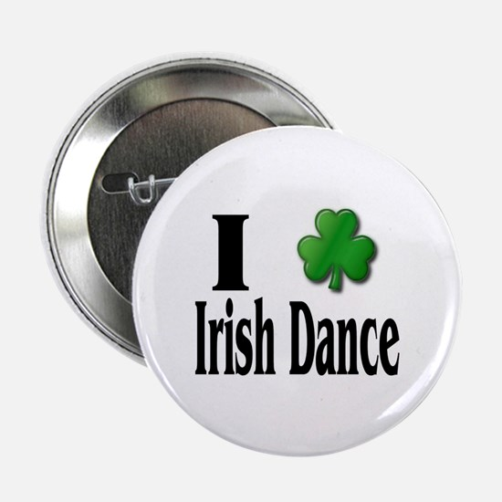 <b>I Irish Dance</b><br> Button
