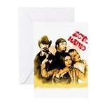 The Hosts of Ecto Radio Greeting Cards (Pk of 10)