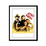 The Hosts of Ecto Radio Framed Panel Print