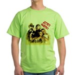 The Hosts of Ecto Radio Green T-Shirt