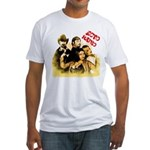 The Hosts of Ecto Radio Fitted T-Shirt