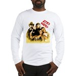 The Hosts of Ecto Radio Long Sleeve T-Shirt