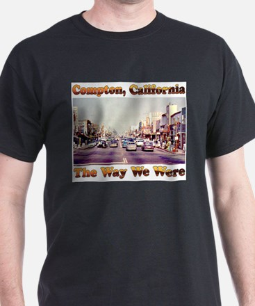 Compton The Way We Were T-Shirt
