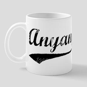 Vintage Anyang Mug